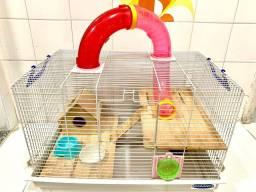 Gaiola Bragança para hamster/ramster