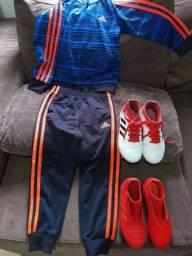 Conjunto Adidas original tamanho 6