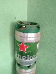 Barril de shop Heineken vazio