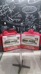 Bag de pizza todos os tamanhos
