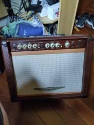 Cubo guitarra oneal (com pedal de drive)
