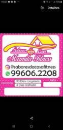 Marmita fitness congelada para semana