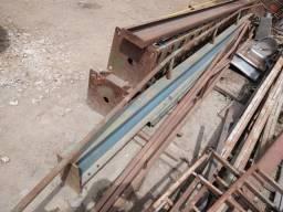 Estrutura para ponte rolante com 5,4m de altura x 6m de comprimento
