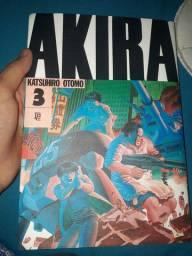 AKIRA 3,manga em quadrinhos