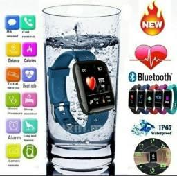 Relógio Smartwash a prova prova d'água