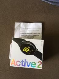 Galaxy Watch Active2, Novo, Lacrado, NF, Garantia Samsung!!!