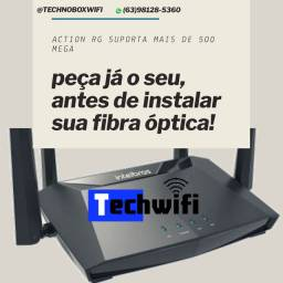 Roteador AC 1200 Gigabit banda Wi-Fi