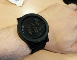 Relógio SKMEI ORIGINAL PRETO ROBUSTO!!!