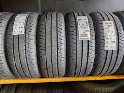 Tenho pneus 205/55 R16 novos Bridgestone (389$ até 10x no cartão, valor da unidade)
