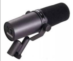 Microfone shure SM7B Dinâmico cardioide profissional original