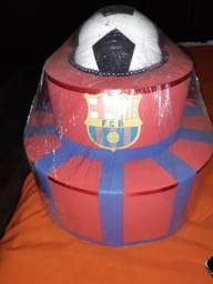 Bolo Barcelona fake
