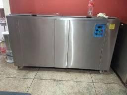 Maquinário para sorveteria