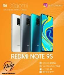 Xiaomi Redmi Note 9S 128GB Pronta Entrega - Paty Importados