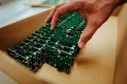 Conserto de equipamentos eletrônicos