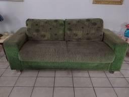 Vendo Sofá de 3 e 2 Lugares