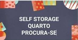 Self storage, aluguel de espaço.