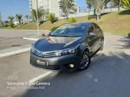 Corolla xei 2.0 flex 2017 automático 3 mil entrada 60x 1999 reais