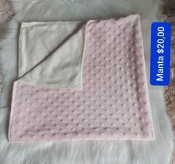 Mantas e cobertas para bebê