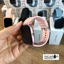 Smartwatch colmi p8 gts original, entregas em mãos só em Arapiraca
