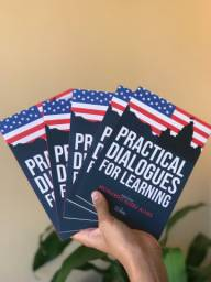 Aprender inglês com diálogos práticos - Livro