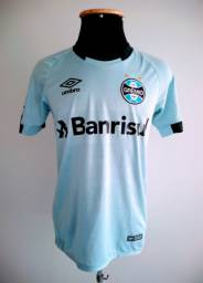 Camisa Grêmio Umbro Celeste 2017