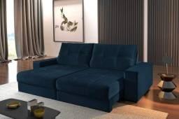 Sofa retratil reclinavel luisa DFG526