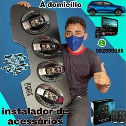 Instalador á  DOMICÍLIO