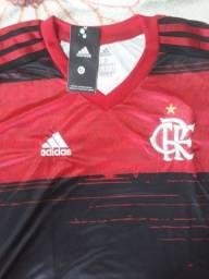 Camisa do Flamengo primeira linha