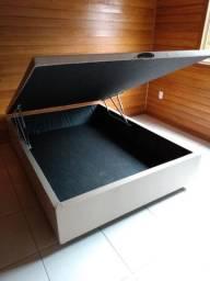 Base baú para cama box - Produção e Venda