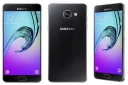 "Samsung Galaxy A5 2016 Dual Chip Android 5.1 Tela 5.2"" 16GB 4G Câmera"