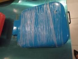 ' Tampa pequena azul  usada em carrinho C737 C772 C777 Keila 91.98886.4555