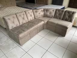 Sofá super confortável - entrego hoje