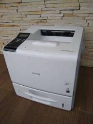 Impressora monocromática ricoh