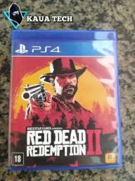 Game Read Dead Redemption 2 Usado PS4 Original envio imediato