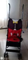 Carrinho de bebê de passeio do Mickey