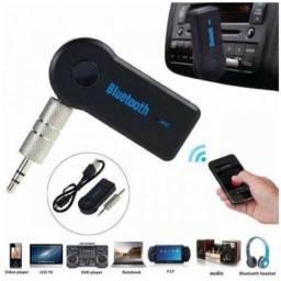Receptor de áudio bluetooth P2 Recarregável