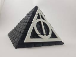 Harry Potter ? Pirâmide Temático Relíquias Da Morte