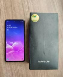 Samsung Galaxy Note 10 Lite Aceito Trocas