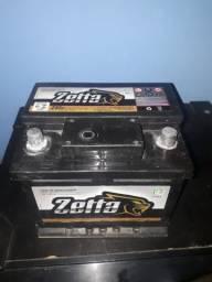 Bateria zetta 45ap aceito cartões