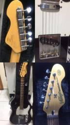 Guitarra vintege V-62