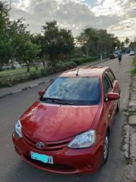 Toyota etios 1.3 2017