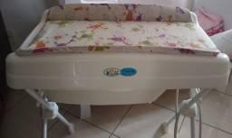 Trocador com banheira Millenia Burigotto