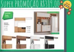 Cozinha THAIS/1,35x1,63M / Hiper Oferta !!!