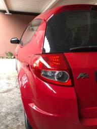 2.500,00 entrada Ford Ka 1.0 basico 2011