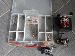 .Utensílios para pesca