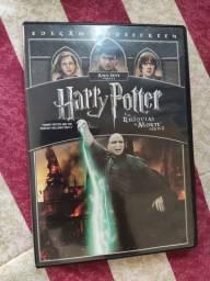 DVD Harry Potter e As Relíquias da Morte parte 2
