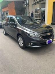 GM Cobalt 1.8 LTZ automatico,cinza 2018/18