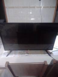 Tv AOC para retirada de peça