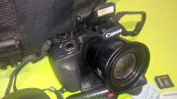 Câmera Canon Powershot Sx530 Hs - 16MP - 50x Zoom Óptico
