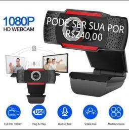 Webcam Full HD 1080 pixels